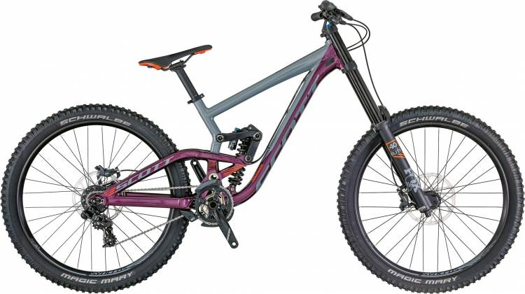 Scott Gambler 720 2018 - Fully Mountainbike