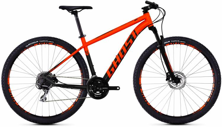 Ghost Kato 3.9 AL U 2018 - Hardtail Mountainbike