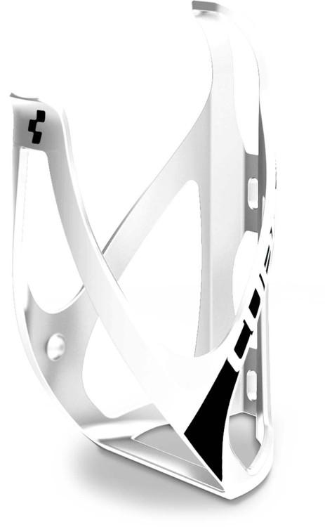 Cube Flaschenhalter HPP matt white n black