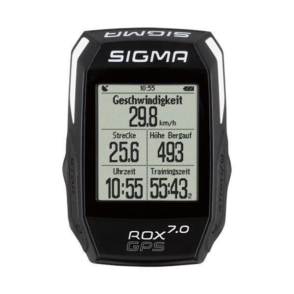 Sigma ROX GPS 7.0 schwarz
