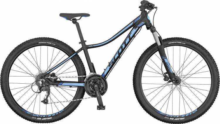 Scott Contessa 730 black/blue 2017 - Damen Hardtail Mountainbike
