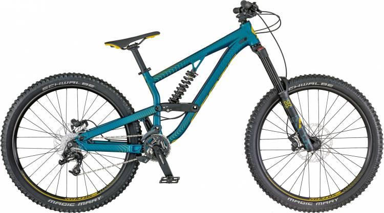 Scott Voltage FR 720 2018 - Fully Mountainbike