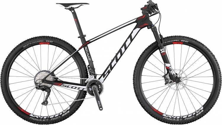 Scott Scale 920 2017 - Hardtail Mountainbike