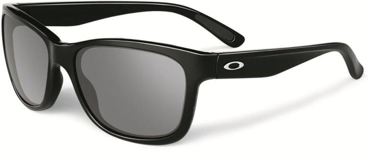 Oakley Forehand Polished Black / Grey