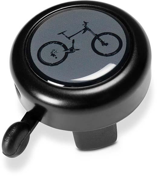 RFR Fahrradklingel BUDDYS Bike black n grey