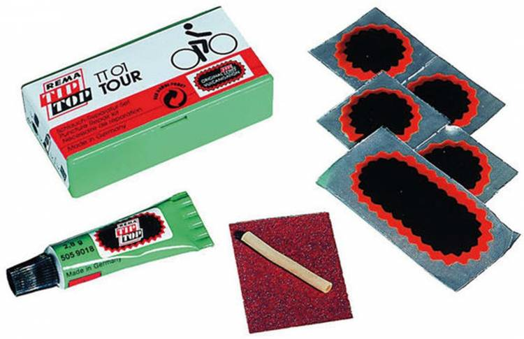 REMA TIP TOP TT 01 Tour Repair Kit