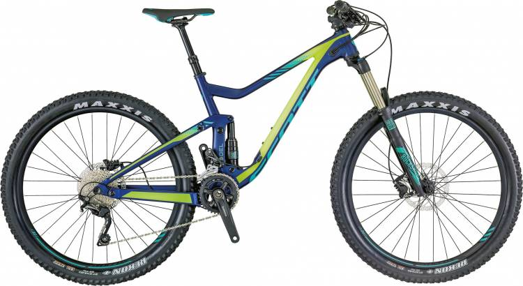 Scott Contessa Genius 730 2018 - Damen Fully Mountainbike