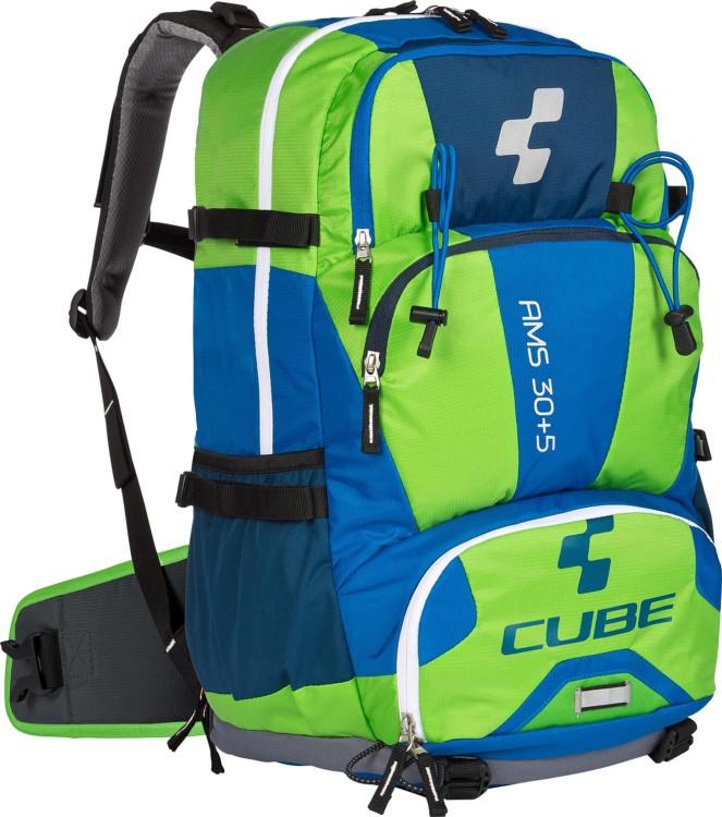 Cube Rucksack AMS 30+5 Volumen: 30+5 Liter