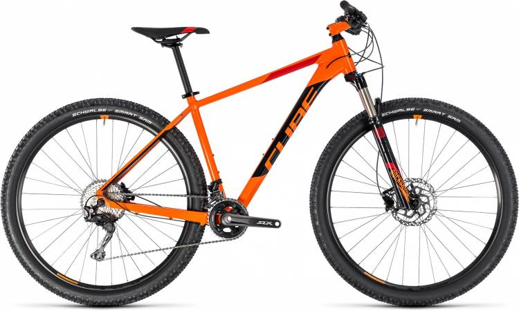 Cube Acid orange n black 2018 - Hardtail Mountainbike