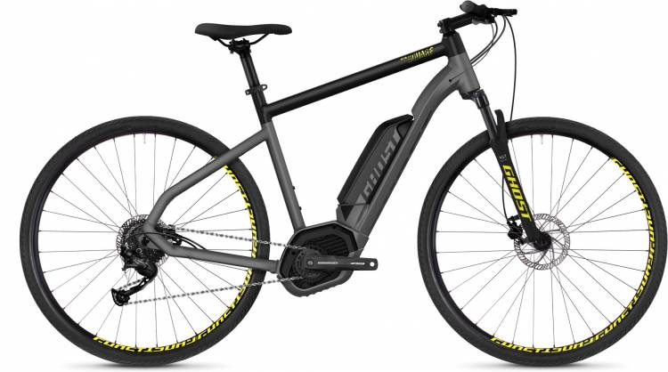 Ghost Hybride Square Cross B2.9 AL 2018 - Herren E-Bike Crossrad