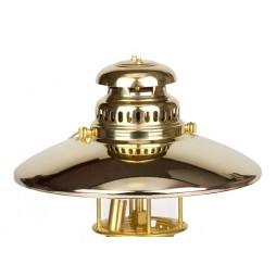 Petromax Top-Reflektor / Lampenschirm - Vergoldet