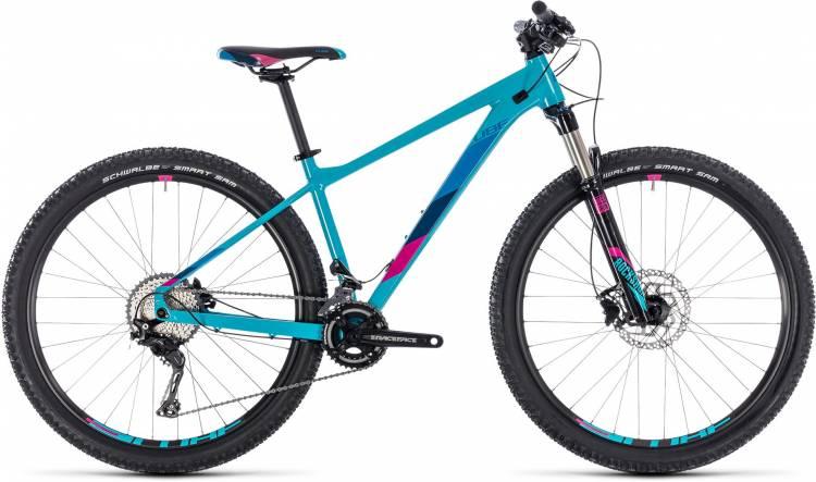 Cube Access WS SL blue n raspberry 2018 - Damen Hardtail Mountainbike
