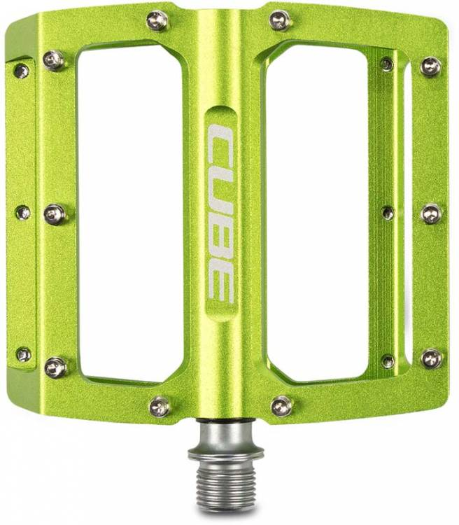 Cube Pedale ALL MOUNTAIN green
