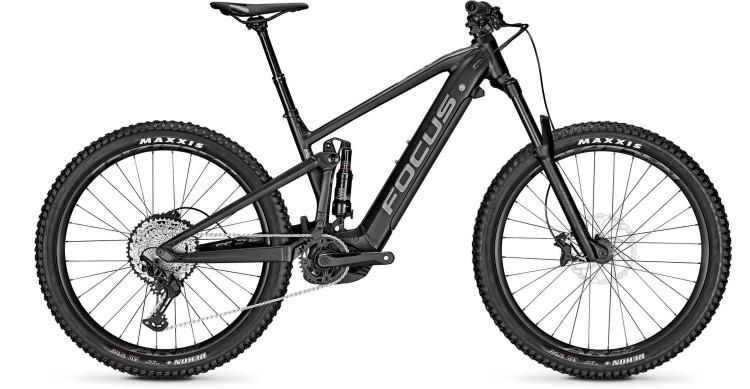 Focus Jam2 6.7 Plus Magic Black 2021 - E-Bike Fully Mountainbike