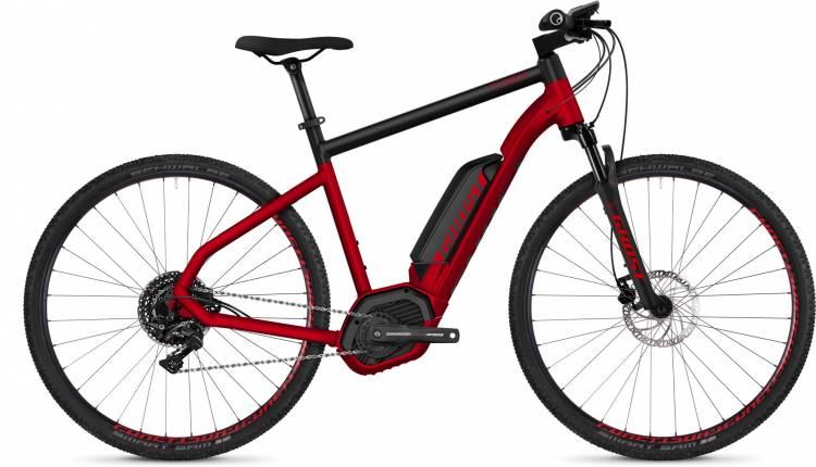 Ghost Hybride Square Cross B4.9 AL 2018 - Herren E-Bike Crossrad