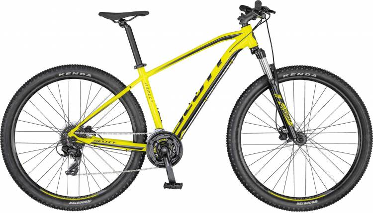 Scott Aspect 760 yellow/black 2020