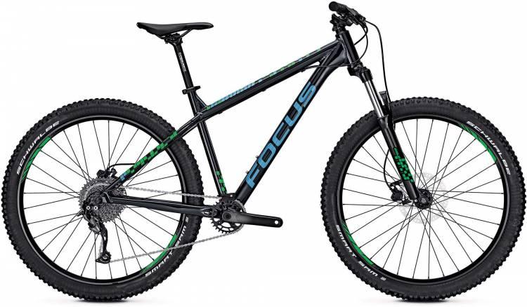 Focus Bold Evo 27 midnight blue 2017 - Hardtail Mountainbike
