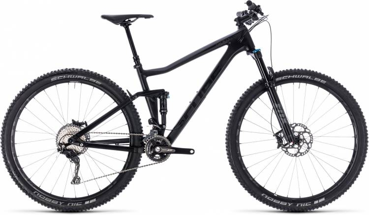 Cube Stereo 120 HPC SL carbon n grey 2018 - Fully Mountainbike