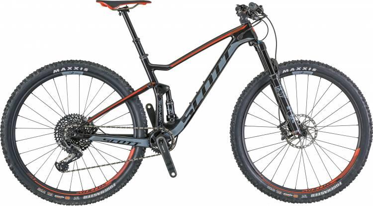 Scott Spark 900 2018 - Fully Mountainbike