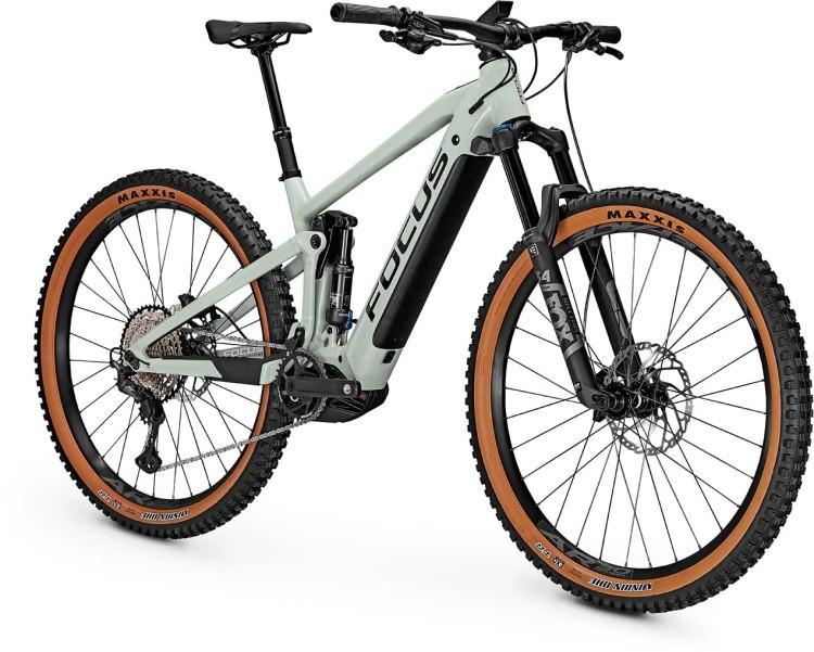 Focus Jam2 6.8 Nine Sky Grey 2021 - E-Bike Fully Mountainbike