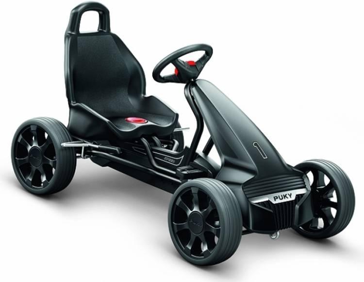 Puky F 550 schwarz