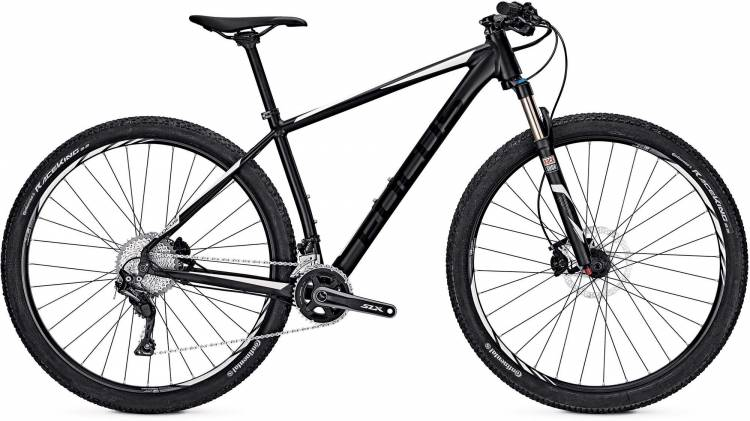 Focus Black Forest Lite 29 magic black/matt 2017 - Hardtail Mountainbike