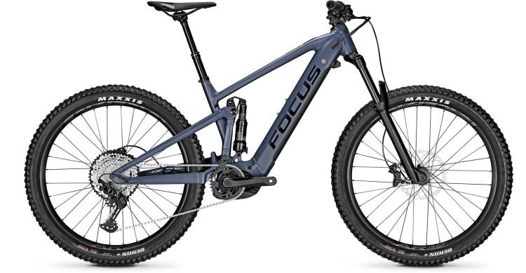 Focus Jam2 6.7 Plus Stone Blue 2020 - E-Bike Fully Mountainbike