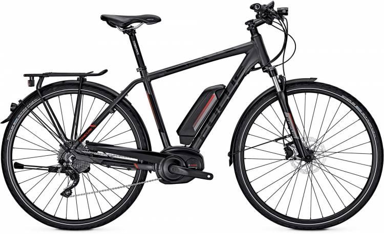 Focus Aventura Pro grey 2017 - Herren E-Bike Trekkingrad