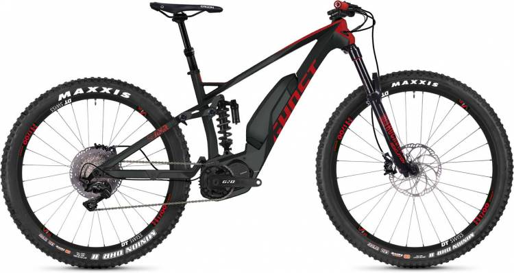 Ghost Hybride Slamr S6.7+ LC 2019 - E-Bike Fully Mountainbike