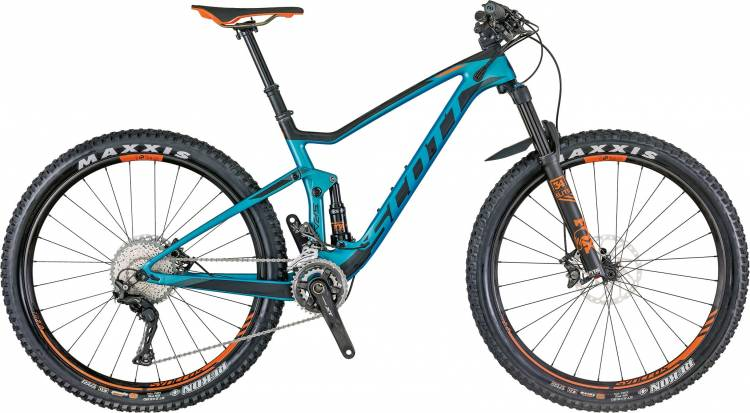 Scott Spark 710 2018 - Fully Mountainbike