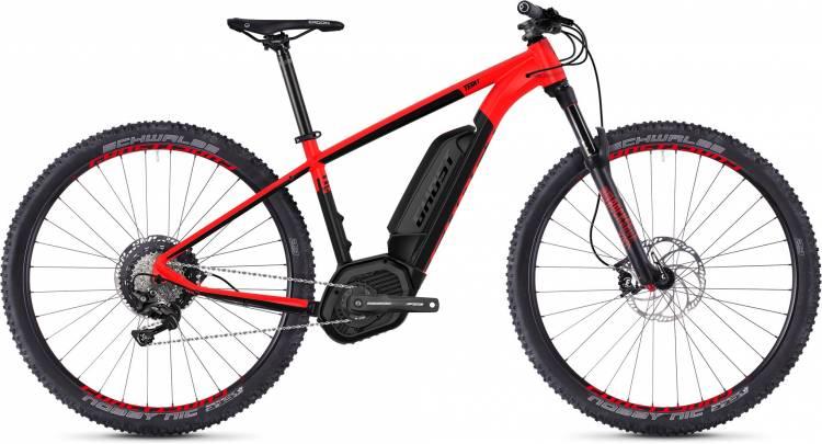 Ghost Hybride Teru B7.9 AL 2018 - E-Bike Hardtail Mountainbike