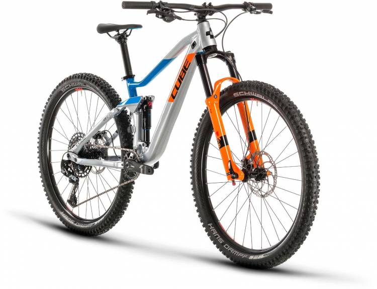 Cube Stereo 120 Youth actionteam 2020 - Jugendfahrrad