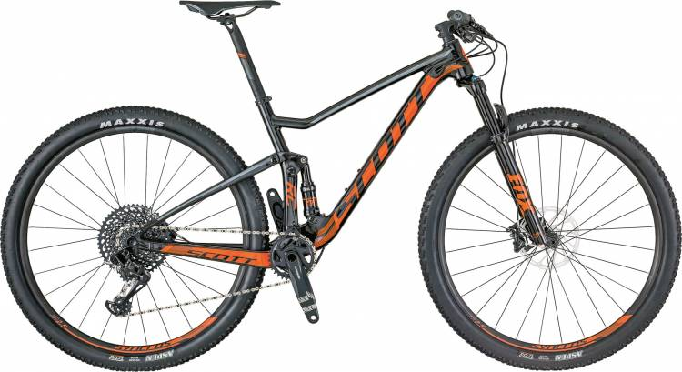 Scott Spark RC 900 Comp 2018 - Fully Mountainbike