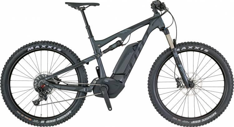 Scott E-Genius 730 2018 - E-Bike Fully Mountainbike