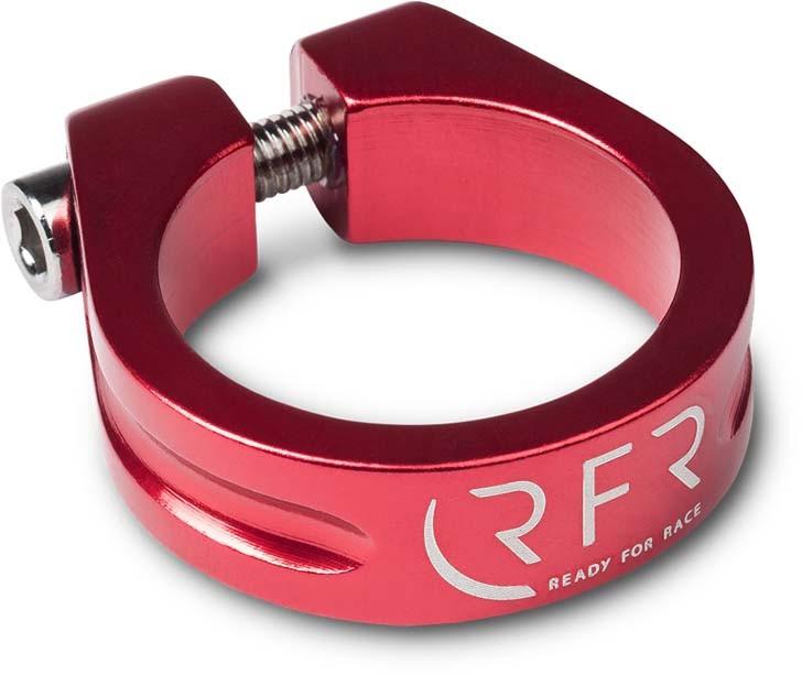 RFR Sattelklemme 31,8 mm red