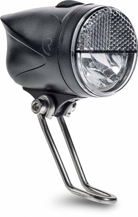 RFR Frontlicht USB TOUR 40 black n grey