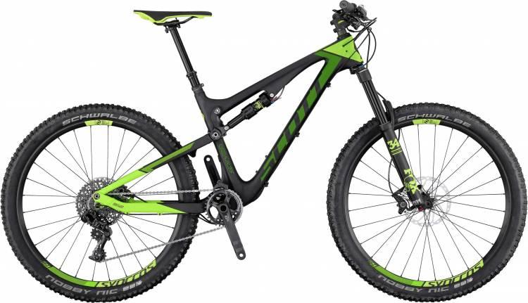 Scott Genius 720 2017 - Fully Mountainbike