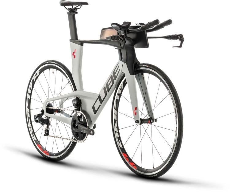 Cube Aerium C:68 SL HIGH carbon n grey 2020 - Triathlon