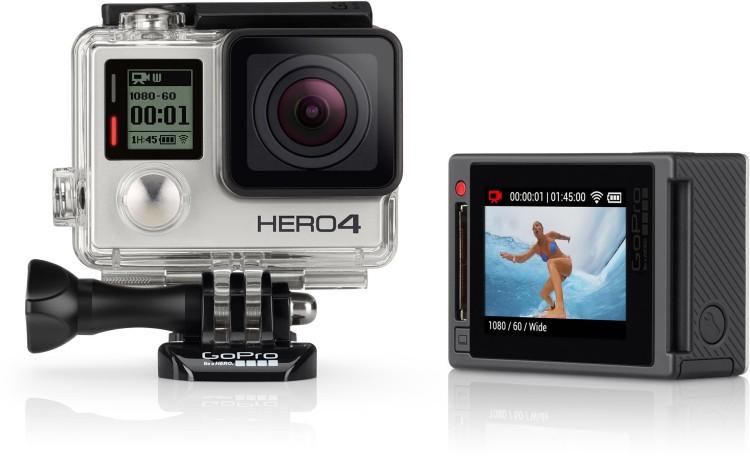 GoPro HERO4 Silver Kamera