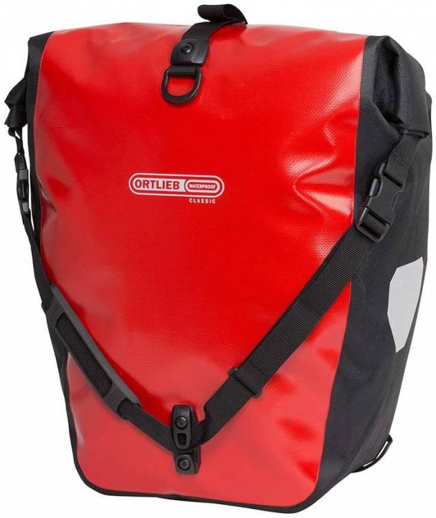 Ortlieb Back-Roller Classic (Paar) Hinterradtasche schwarz