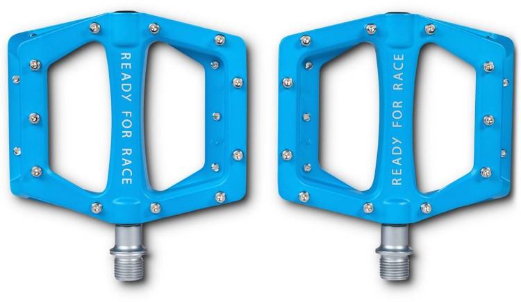 RFR Pedale Flat RACE blue