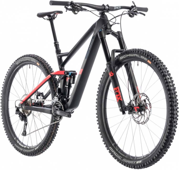 Cube Stereo 150 C:62 Race 29 carbon n red 2019