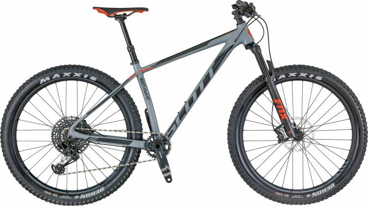 Scott Scale 710 2018 - Hardtail Mountainbike