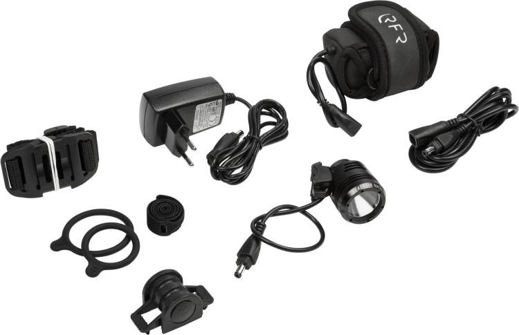 "Cube RFR Power Licht 850 ""White LED"" schwarz"