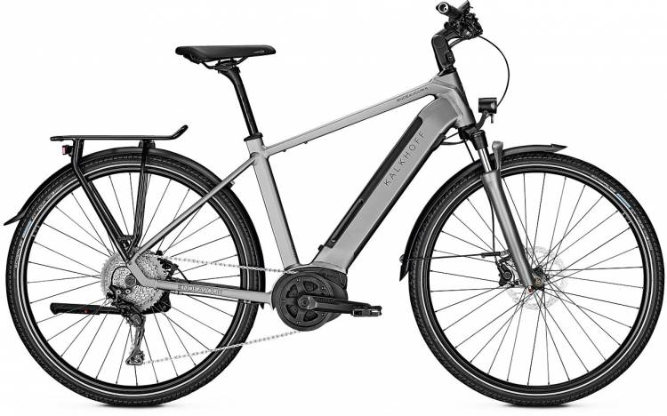 Kalkhoff Endeavour 5.B Advance torontogrey matt (Diamond) 2020 - E-Bike Trekkingrad Herren