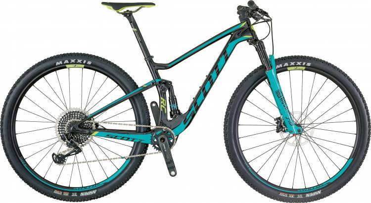 Scott Contessa Spark RC 900 2018 - Damen Fully Mountainbike