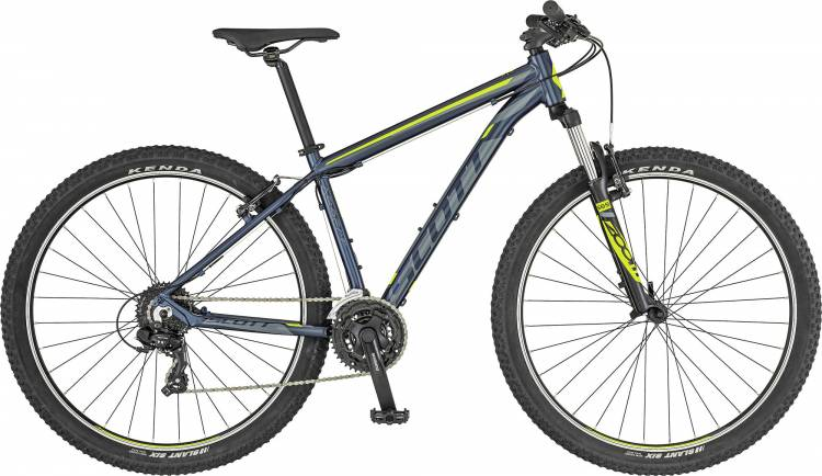 Scott Aspect 780 blue/yellow 2019