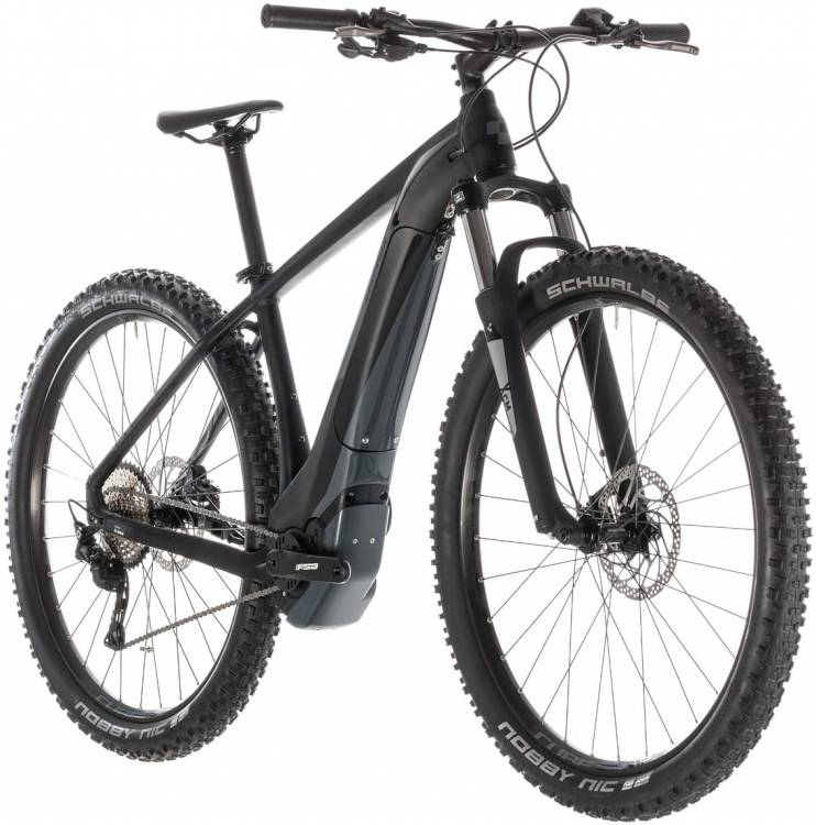 Cube Reaction Hybrid EXC 500 black n grey 2019
