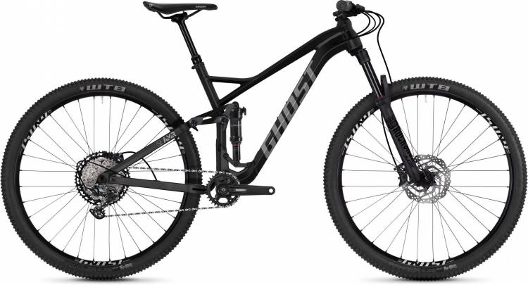 Ghost Slamr 2.9 AL U jet black / urban gray 2020 - Fully Mountainbike