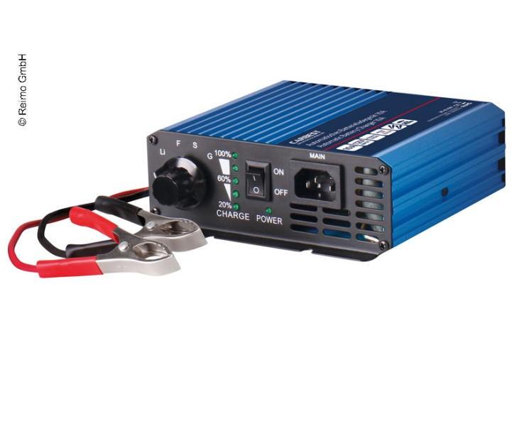 Carbest Batterieladegerät 10 A / 12V mit 3-Stufen Ladung